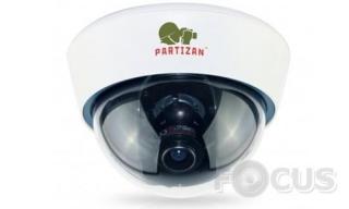 Partizan CDM-332HQ-7 HD v 3.1  White/Вlack